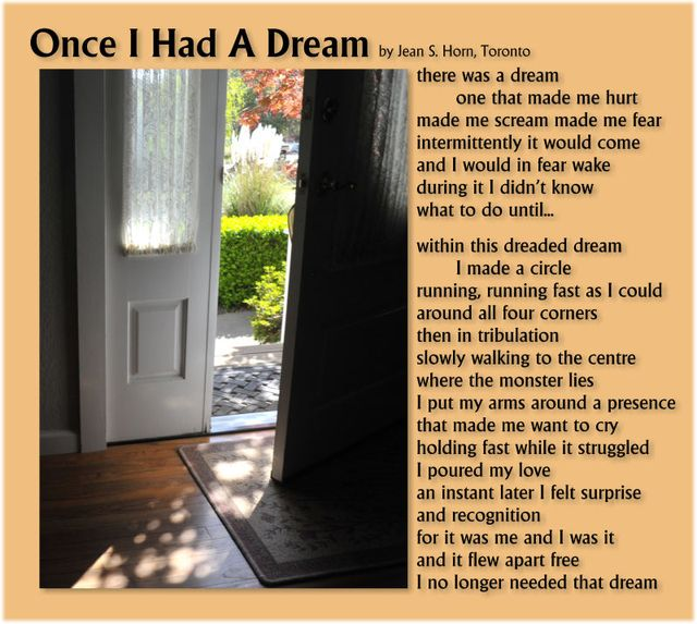 Once I Had A Dream 2