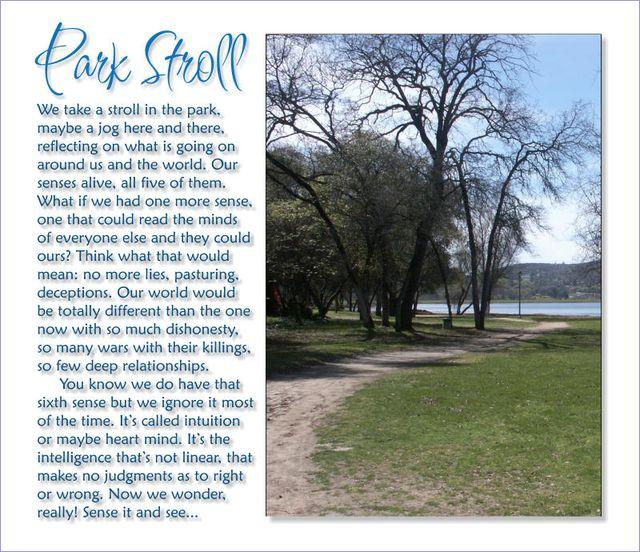 Park Stroll 2
