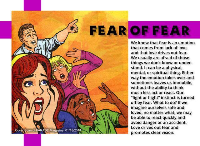Fear of Fear 2