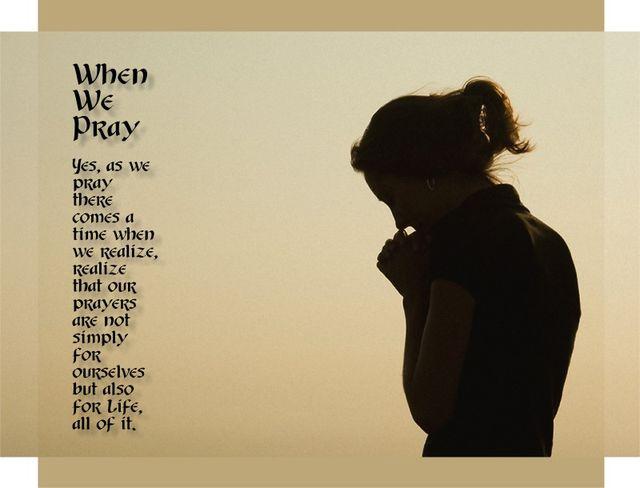 When We Pray 2