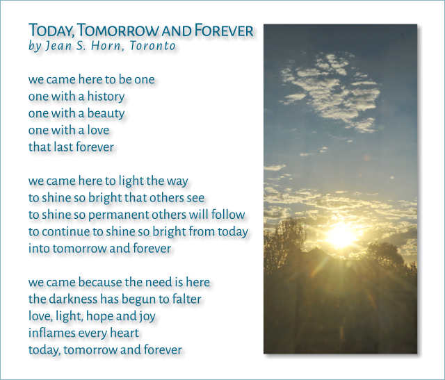 Today, Tomorrow and Forever 2