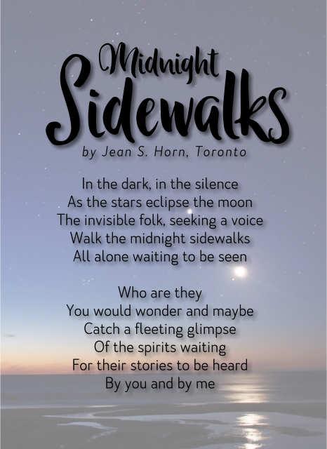 Midnight Sidewalks 2