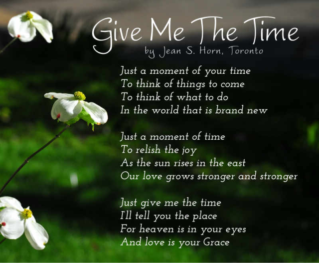 Give Me The Time 2