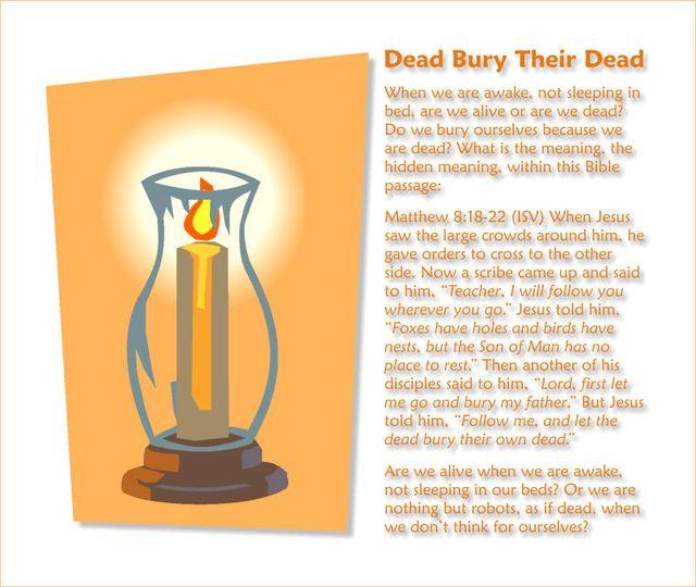 Dead Bury Their Dead 2