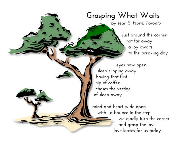 Grasping What Waits 2