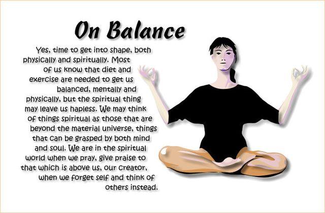 On Balance 2