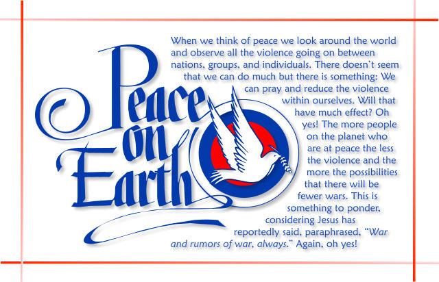 Peace on Earth 7 2