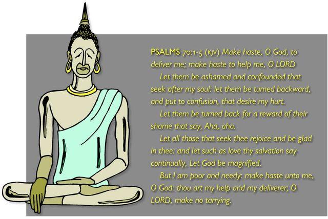 Psalms 70 2