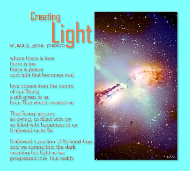 Creating Light 2