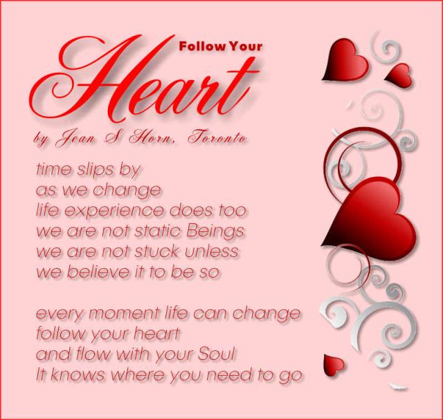 Follow Your Heart 7 2