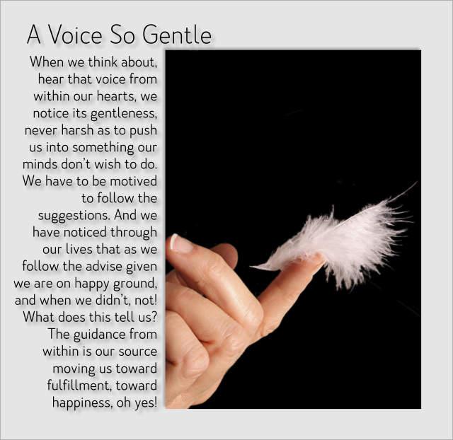 A Voice So Gentle 2