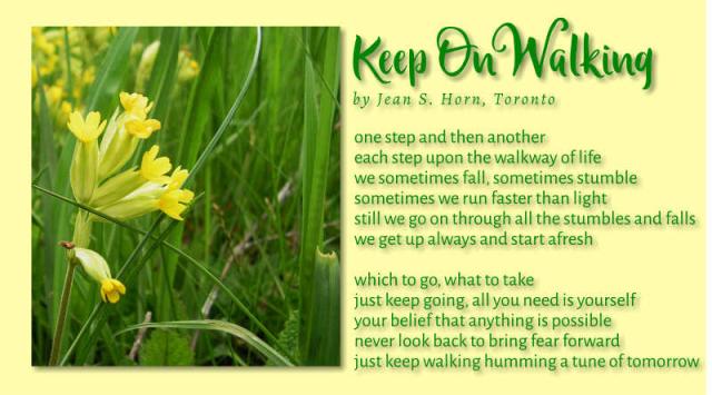 Keep On Walking 2