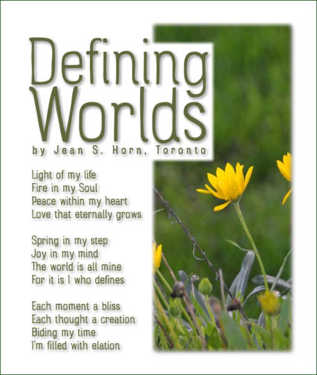 Defining Worlds 2