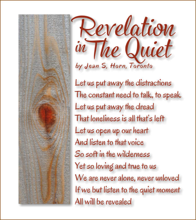 Revelation in The Quiet 2