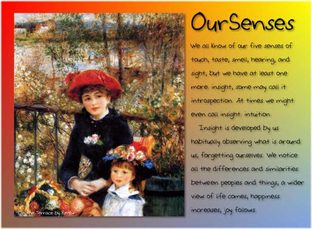 Our Senses 2