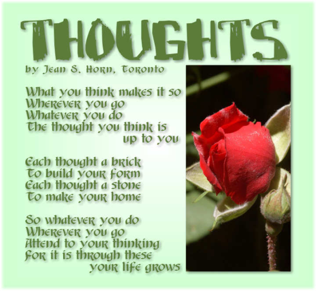 Thoughts 2