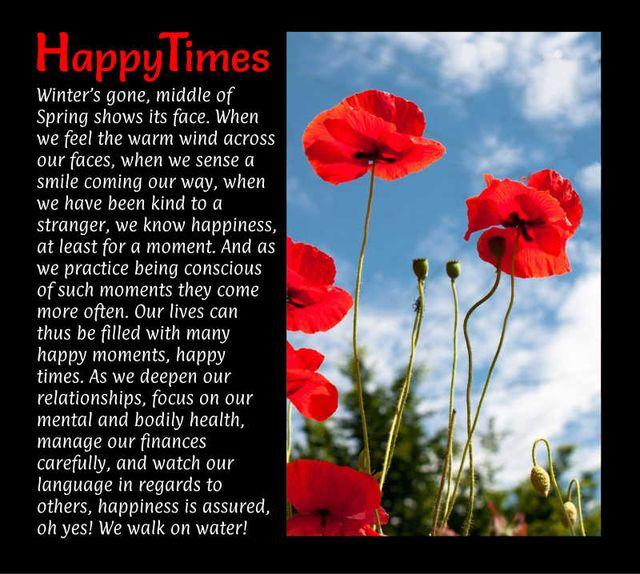 HappyTimes 2