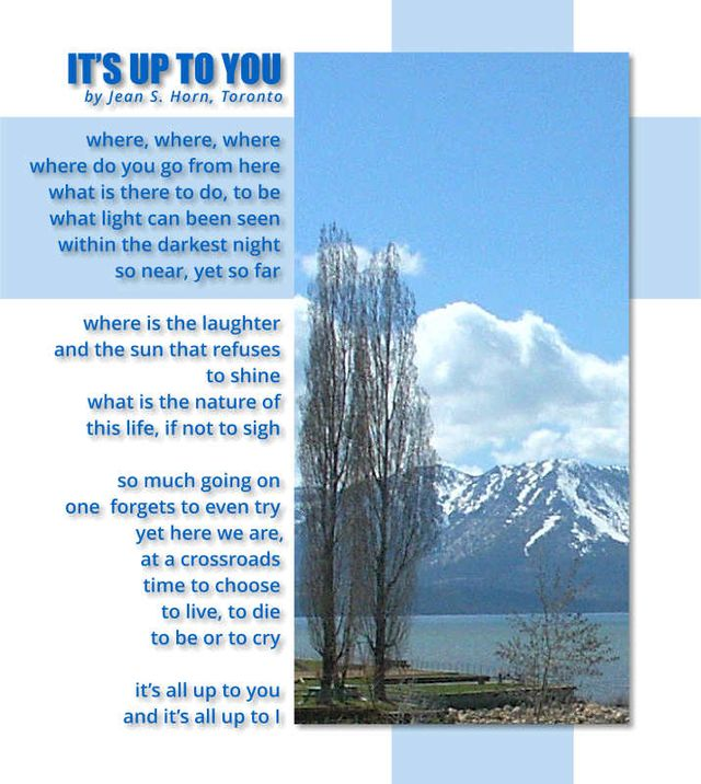 It's Up To You 2