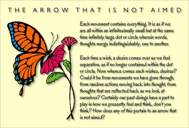 Arrow Not Aimed 7 2