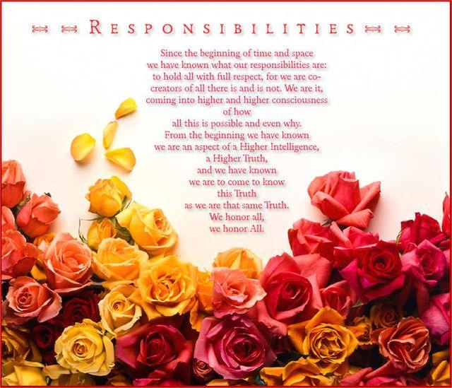Responsibilities 2