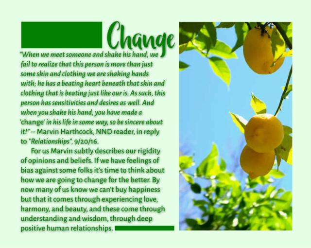 Change 19 2