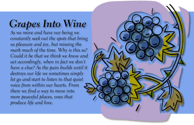 Grapes Into Wine 2