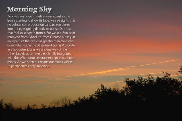 Morning Sky 7 2