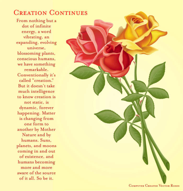 Creation Continues 7 2