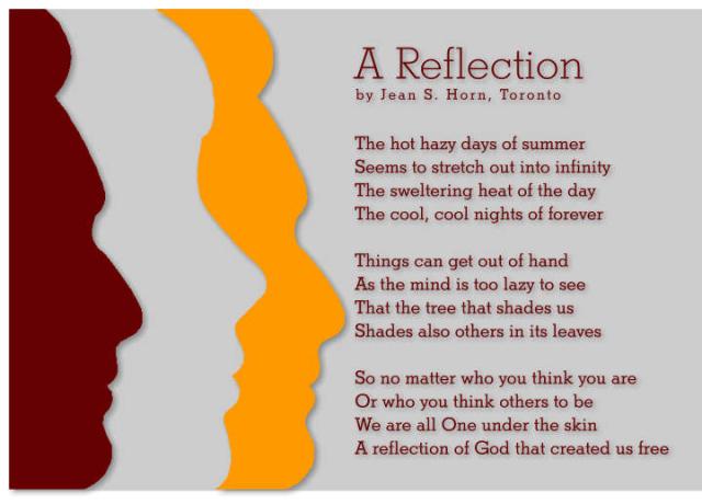 A Reflection 2