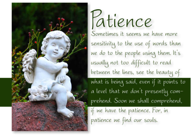 Patience 2