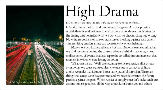 High Drama 2