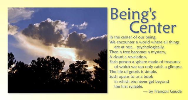Being's Center 11 2