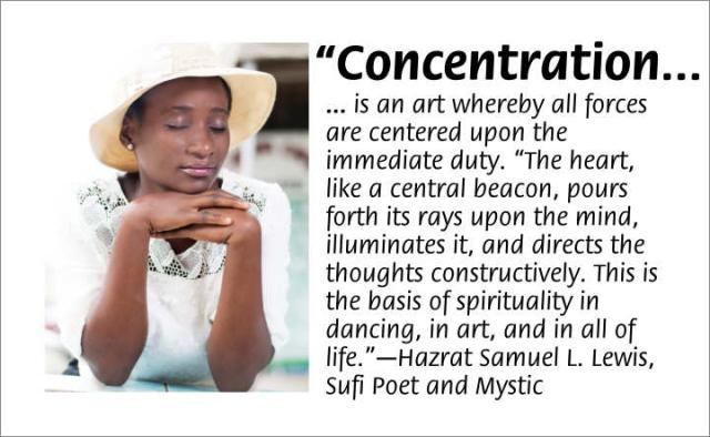 Concentration 7
