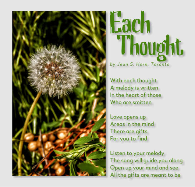Each Thought 2