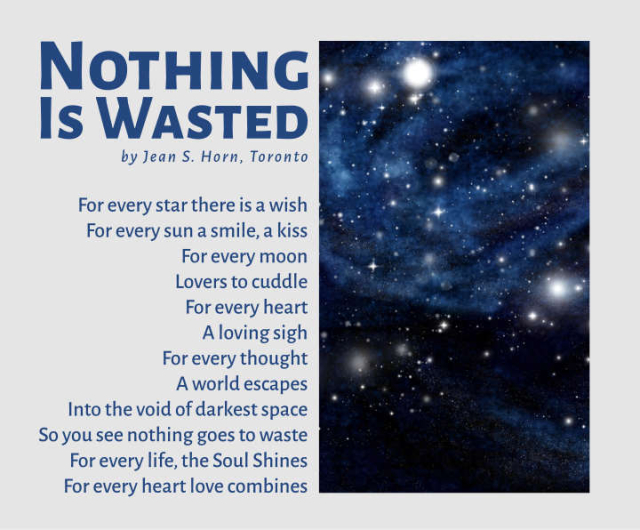 Nothing Is Wasted 2