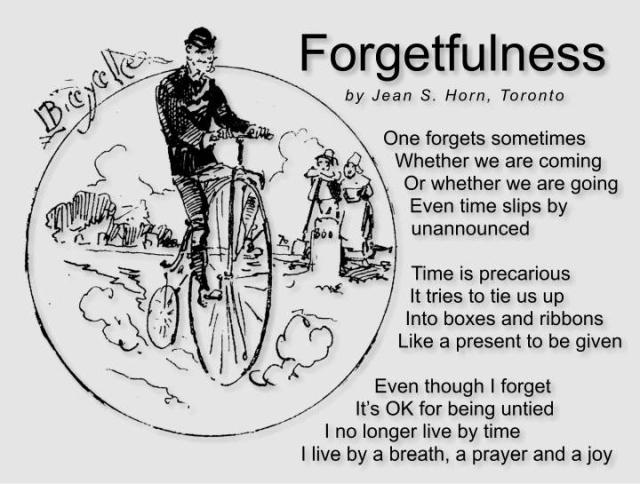 Forgttfulness 2