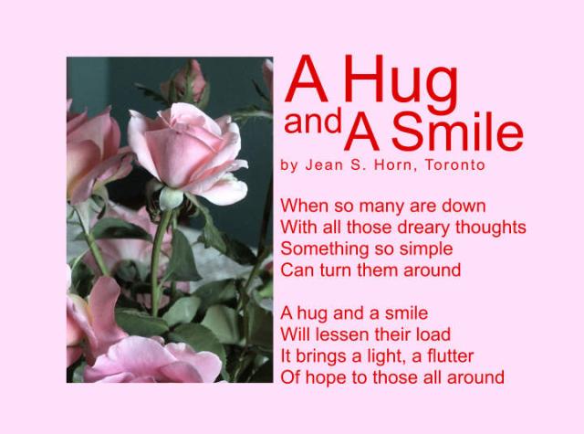 A Hug and A Smile 2