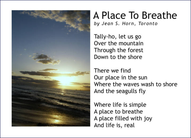A Place To Breathe 2