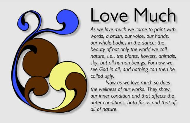 Love Much 2