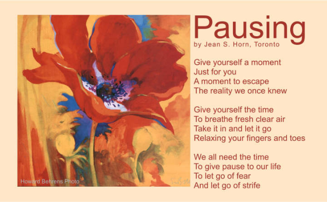 Pausing 2