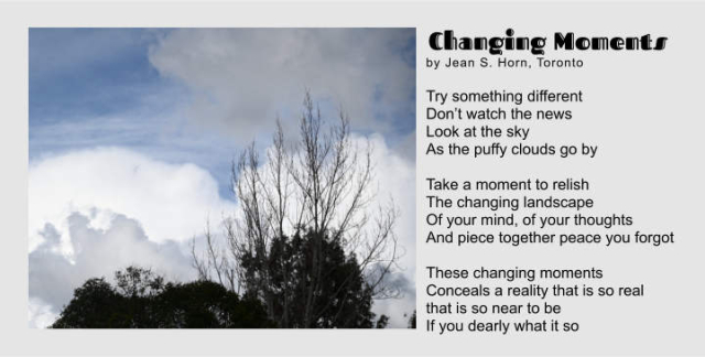 Changing Moments 2