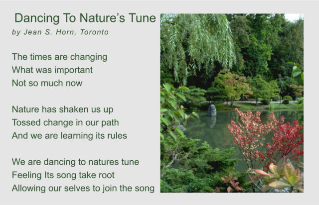 Dancing To Nature's Tune 2