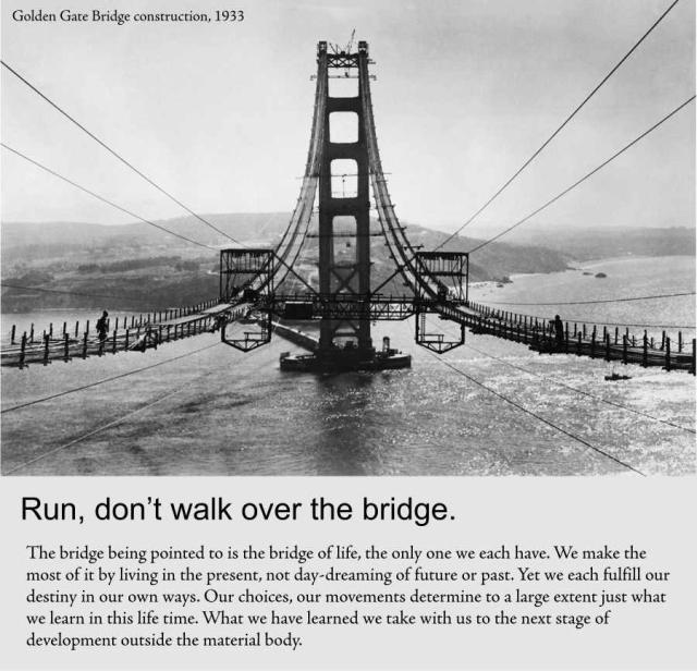 Run  don't walk 2